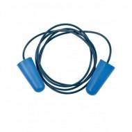 Bouchons d'oreille détectables avec cordon