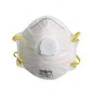demi masque classique avec valve