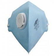 Demi masque confort pliable avec valve