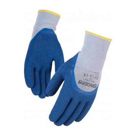 Gants enduits latex - support tricoté sans couture