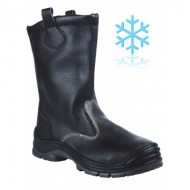 Botte protection hiver