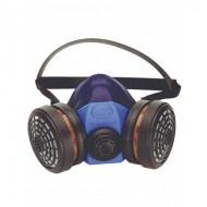Demi masque respiratoire.